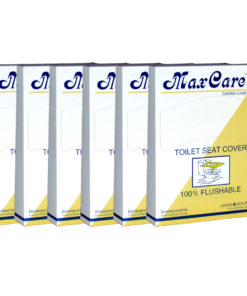 MaxCare toilet seat covers 6 packs