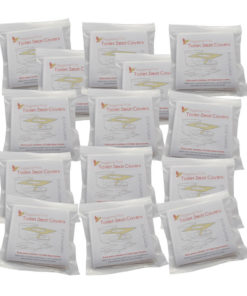 hygiene first toilet seat covers 14 10pcs