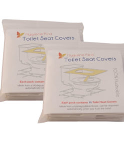 hygiene first toilet seat covers 30pcs